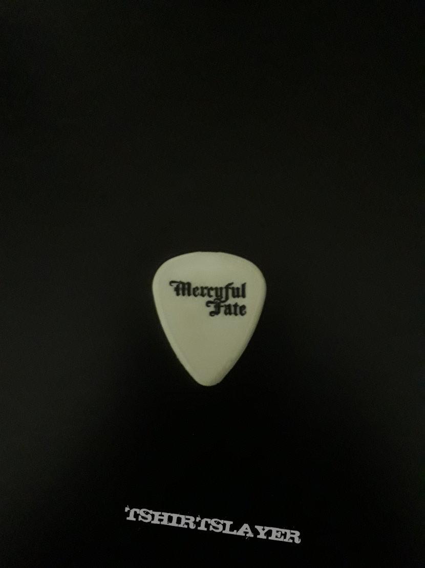 Mercyful Fate guitar pick