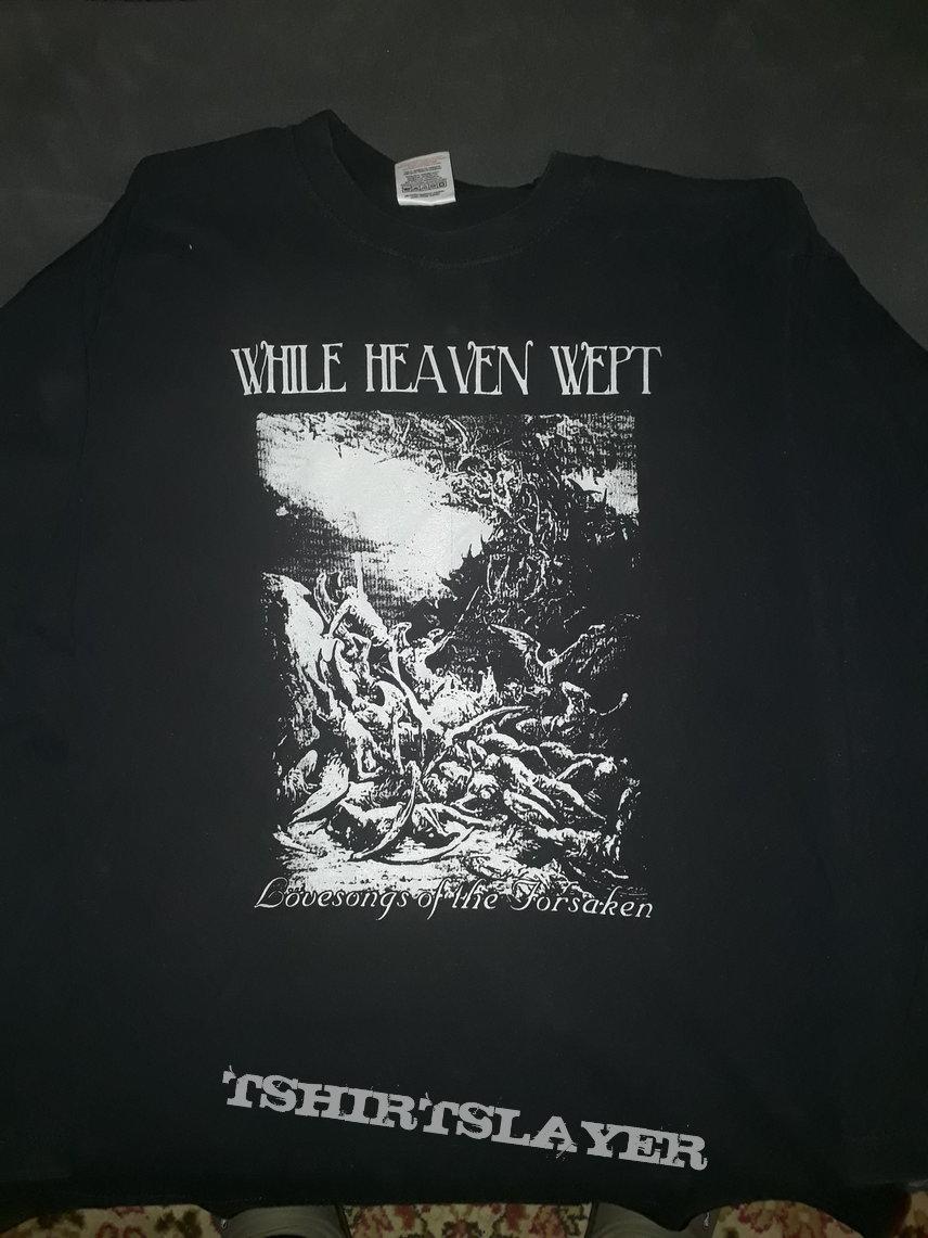 Org While Heaven Wept Longsleeve
