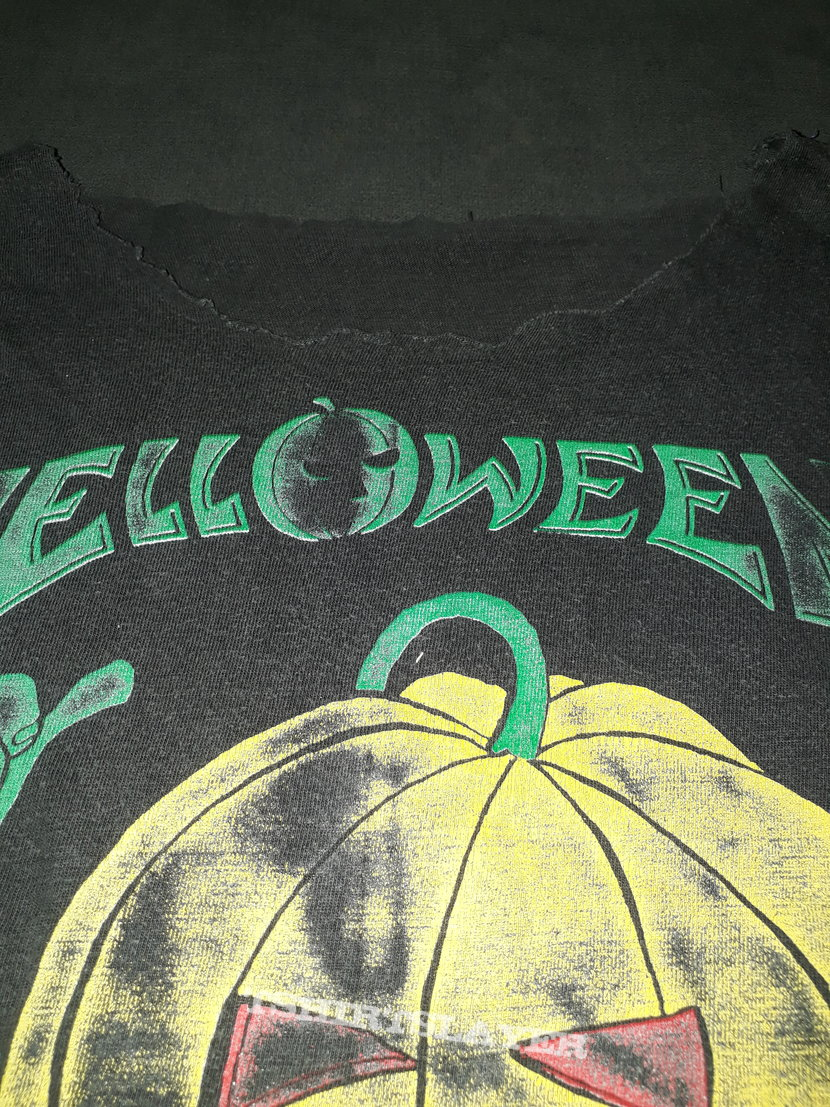 Org 80's Helloween shirt