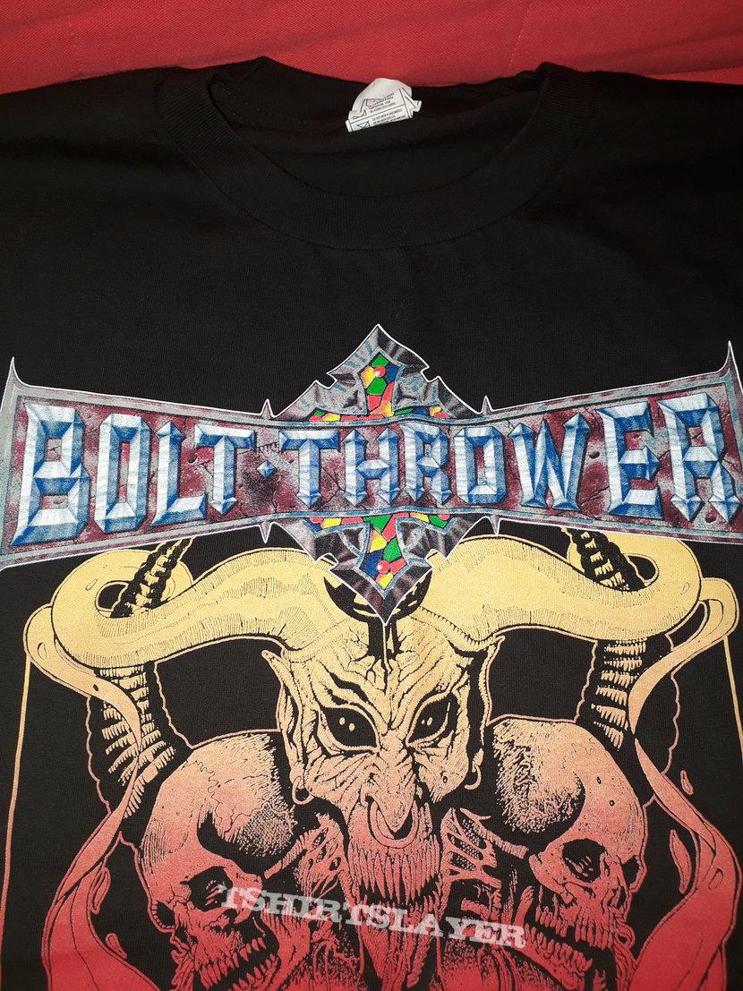 Official Bolt Thrower shirt