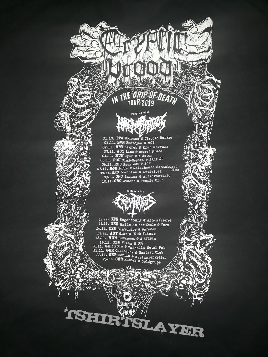 Official Cryptic Brood shirt