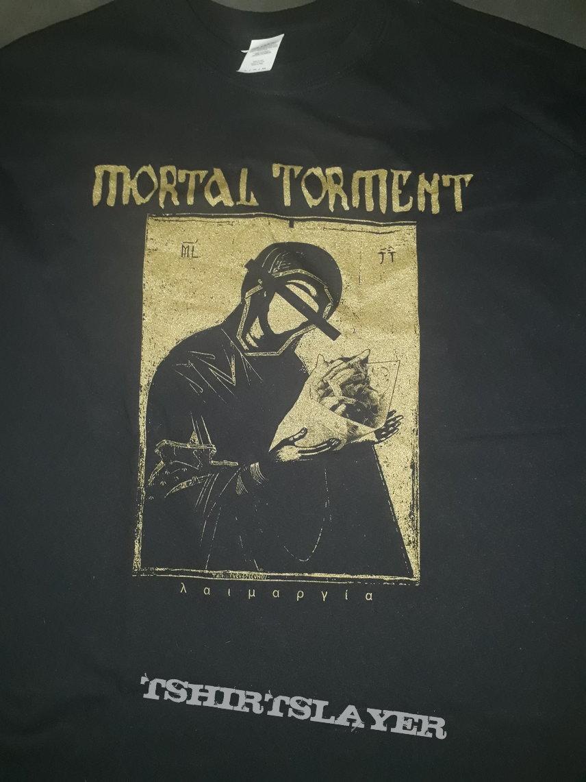 Mortal Torment official shirt