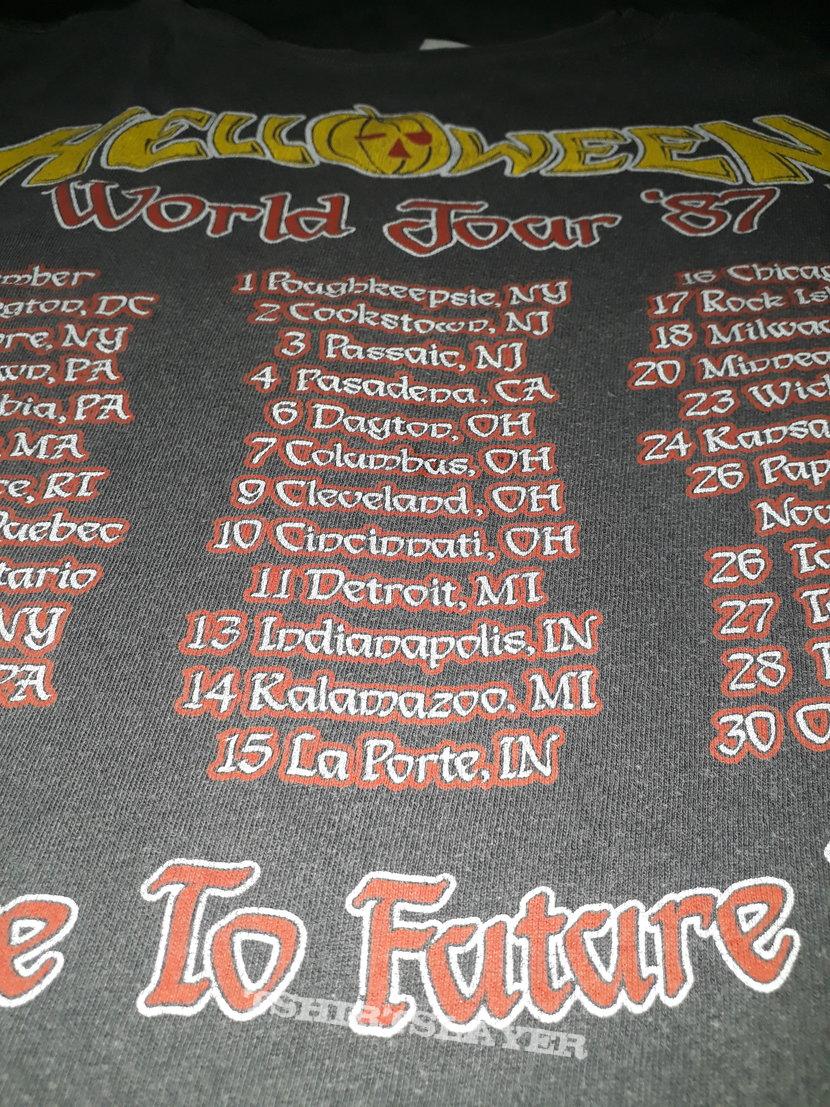 Org 1987 Helloween shirt