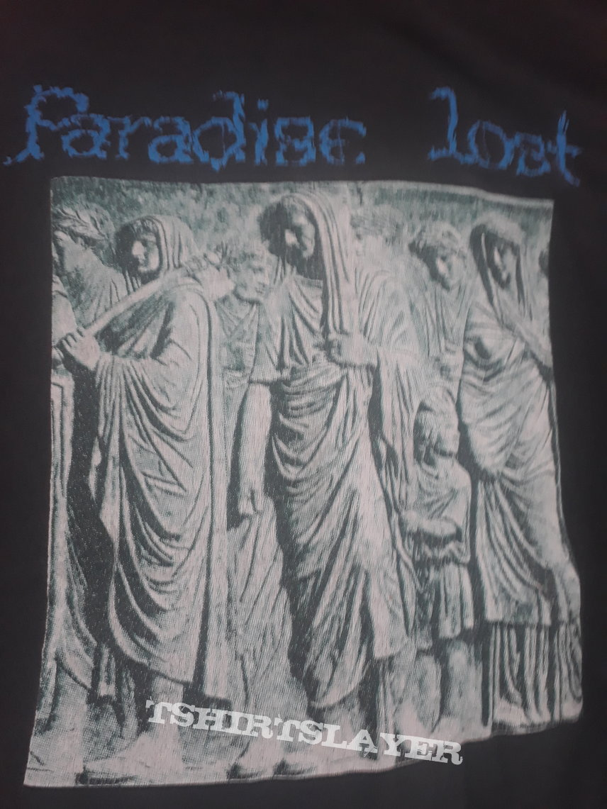 Org Paradise Lost 1991 March of the Cross Longsleeve