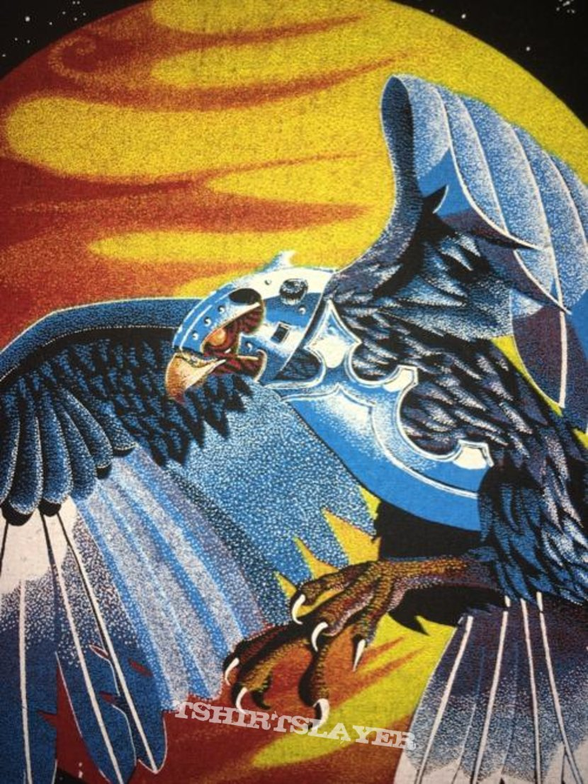 Europe - Wings of Tomorrow - Back Patch