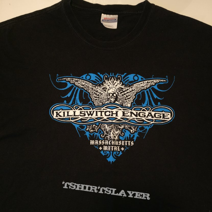 Killswitch Engage - Massachusetts metal 2005