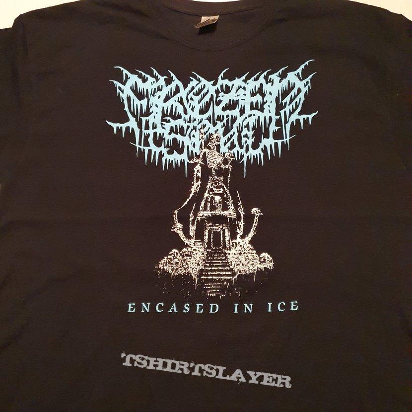 Frozen Soul - Encased in Ice