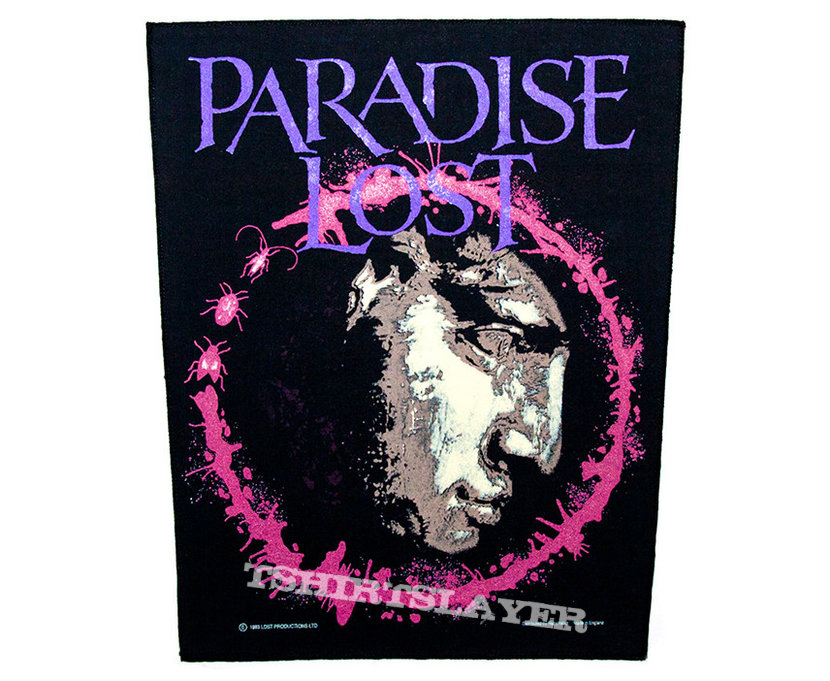 Paradise Lost - Icon - official backpatch