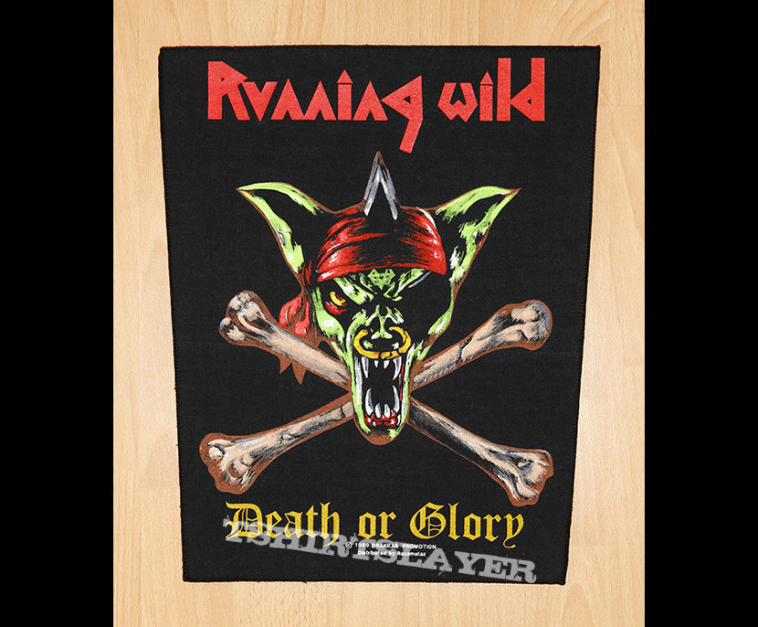 Running Wild Backpatches