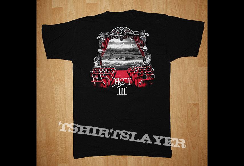 Death Angel - Act III official shirt 1990