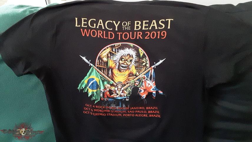 Iron Maiden Brasil event 2019