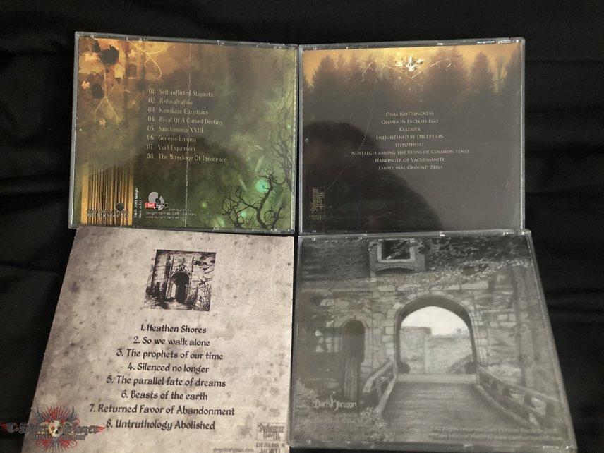 Wallachia cd collection