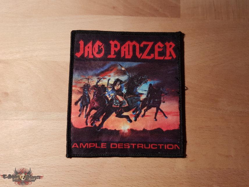Jag Panzer - Ample Destruction - patch