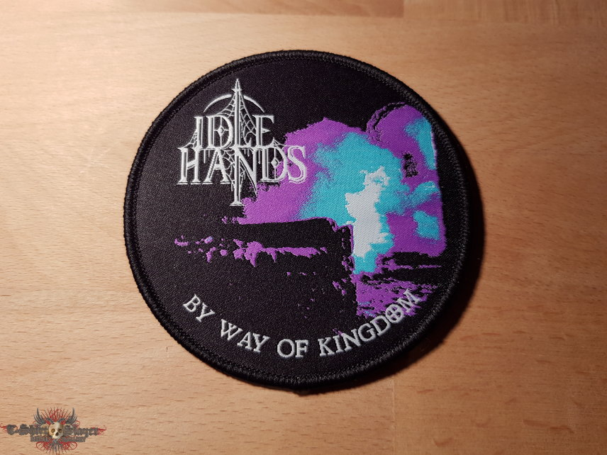 Idle Hands - By Way Of Kingdom - Patch
