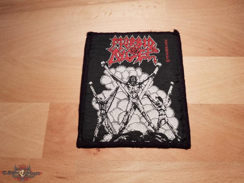 Morbid Angel - Altars Of Madness - Patch