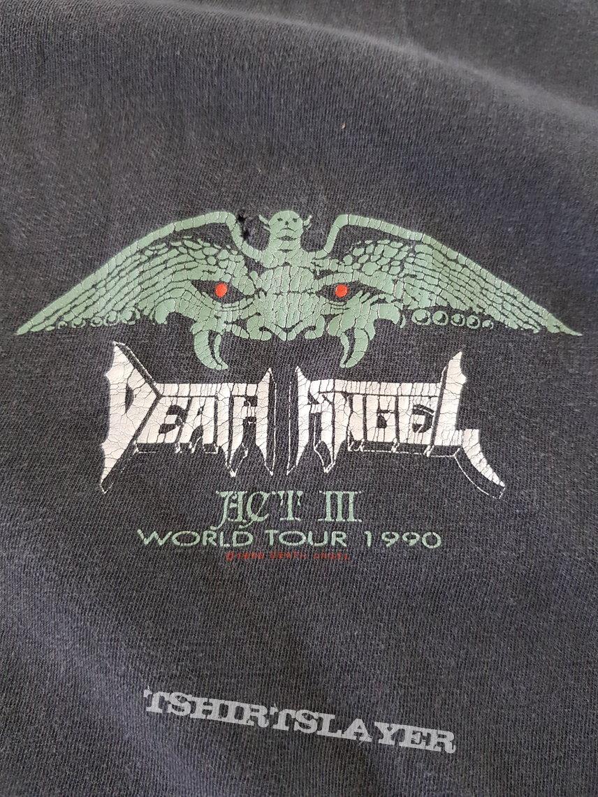 Death Angel - Act III World Tour 1990 - T-Shirt L