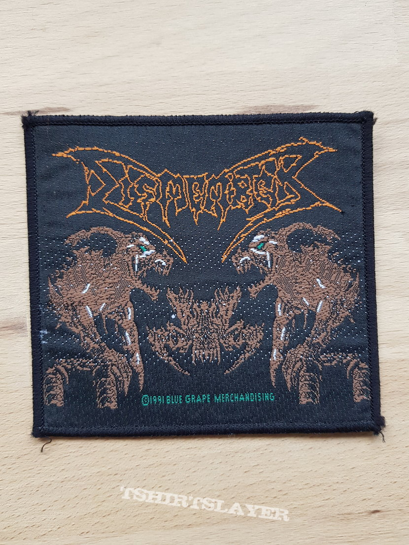 Dismember - Like An Everflowing Stream - patch