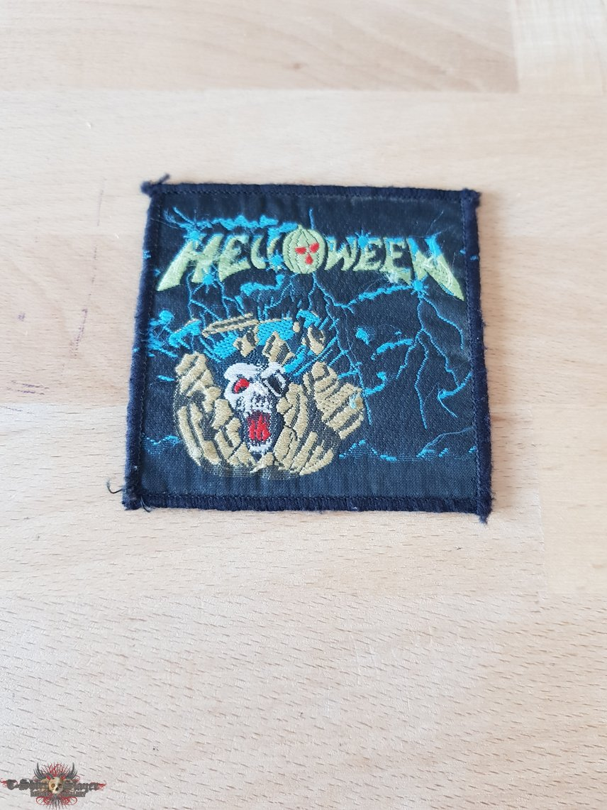 Helloween - EP - vintage patch