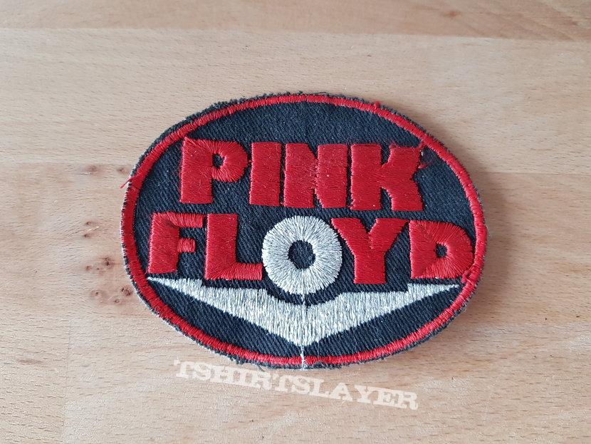 Pink Floyd - 70s logo - patch