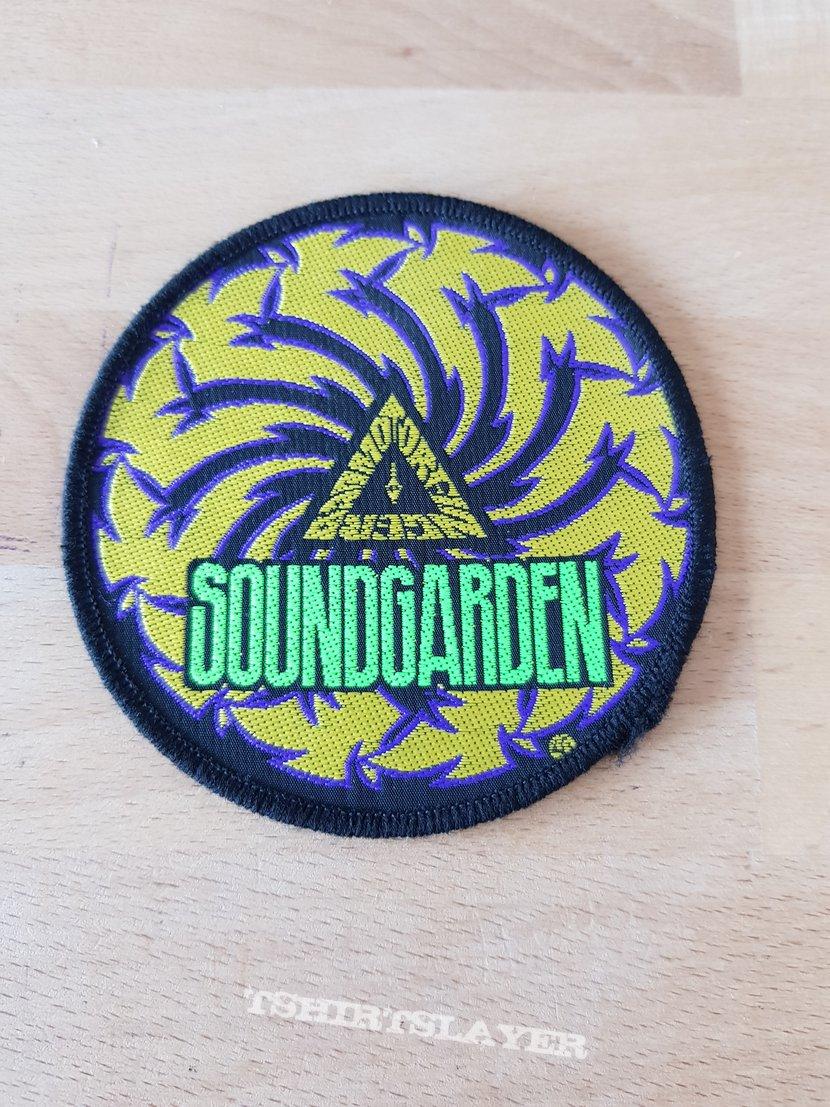 Soundgarden - Bad Motorfinger - vintage patch
