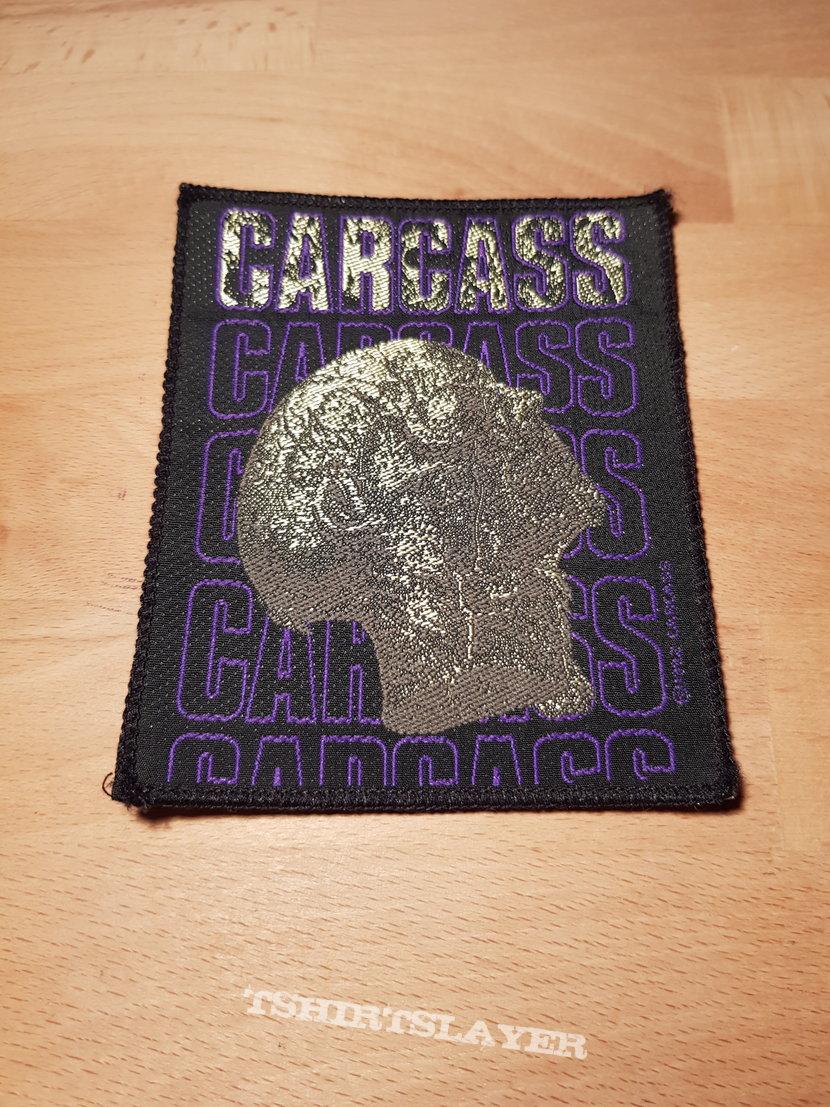 Carcass - Head -  patch