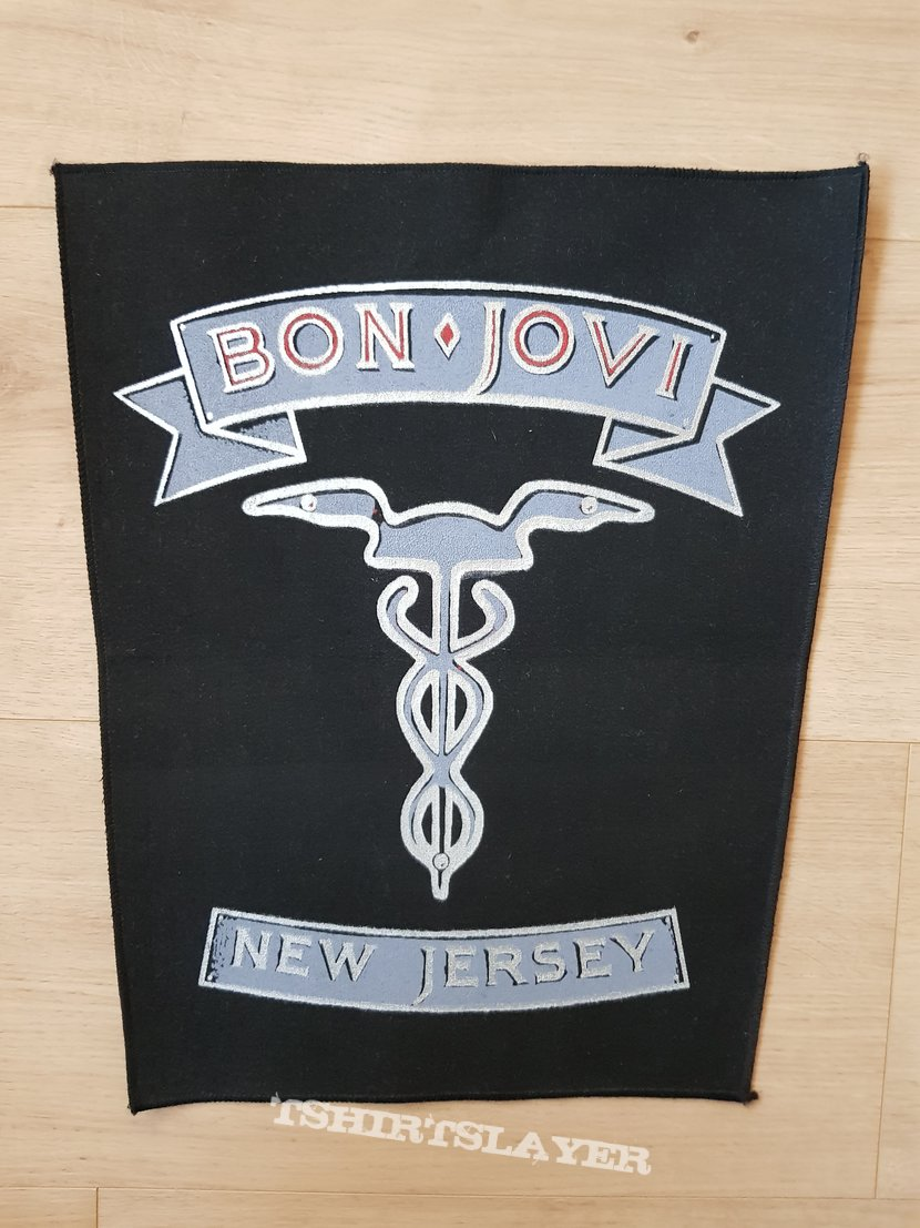 Bon Jovi - backpatches
