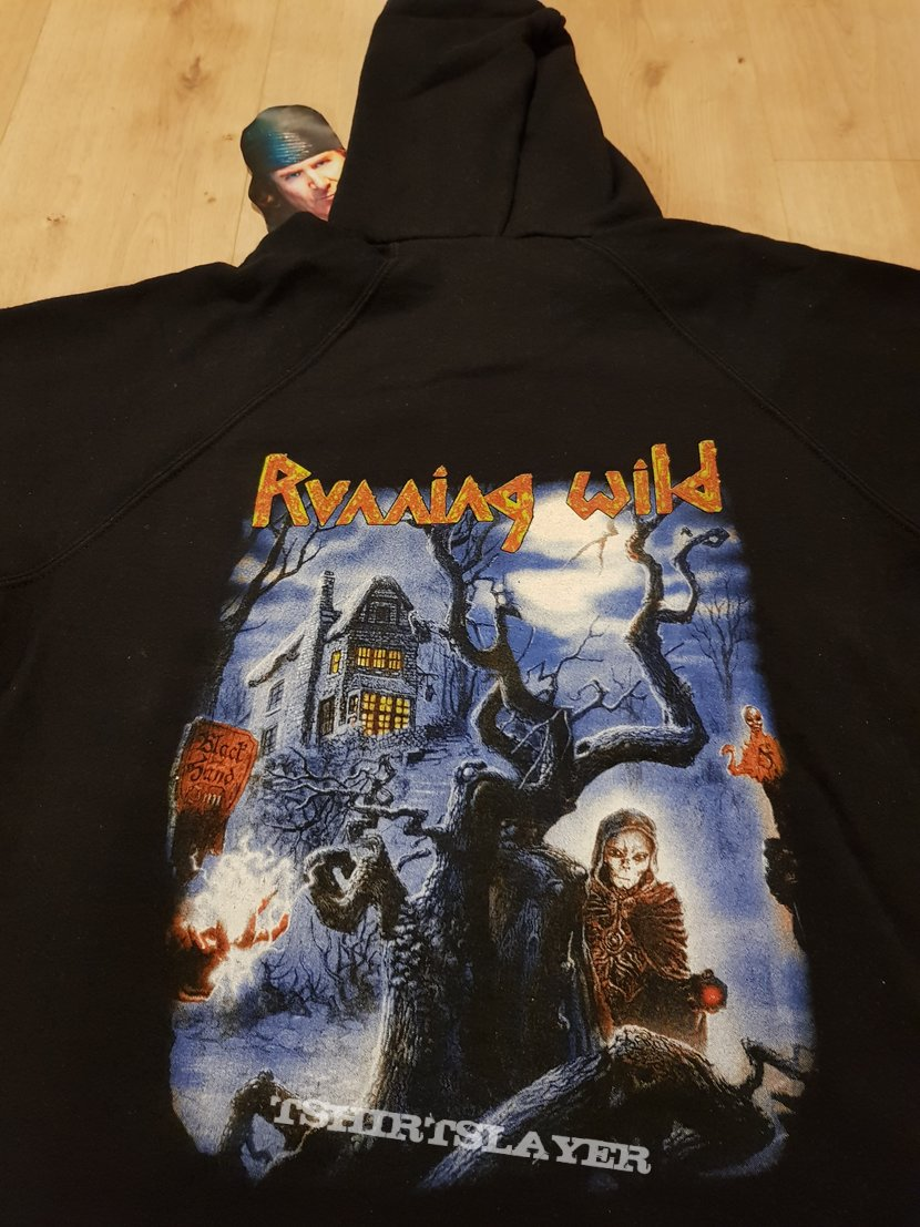 Running wild - Phantom Of Black Hand Inn - Hoodie XL