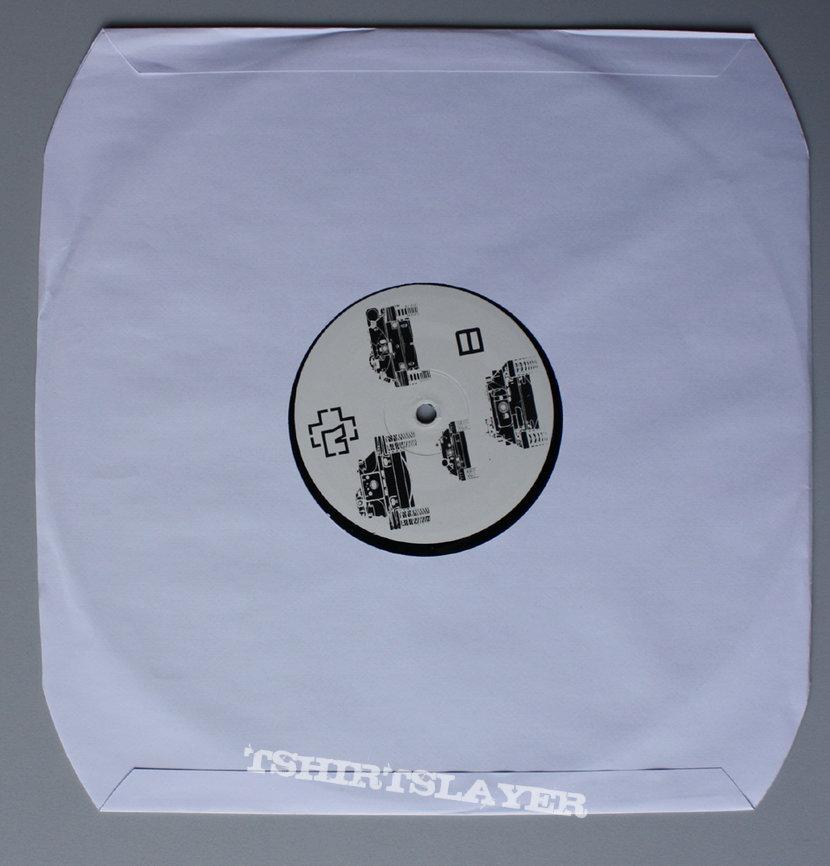 Rammstein - Ein bisschen Krieg ! 2xLP Vinyl schwarz Demo