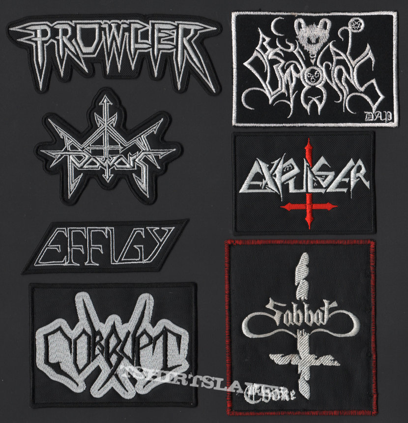 More Patches 2