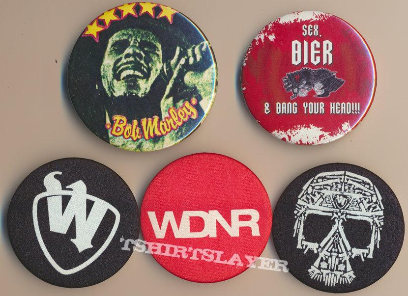 More Pins/Badges 2