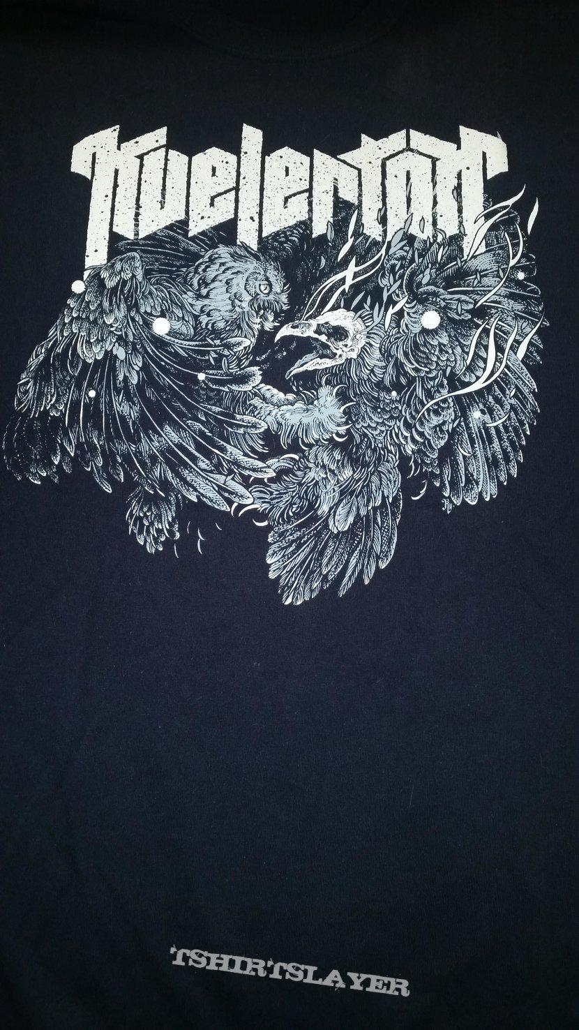 Owl Fight T-Shirt KVELERTAK