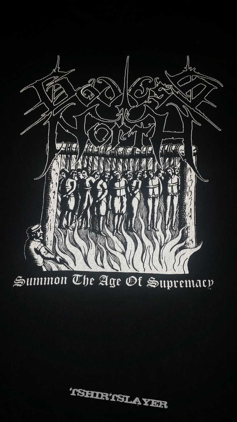 Godless North - Summon the age of supremacy LS