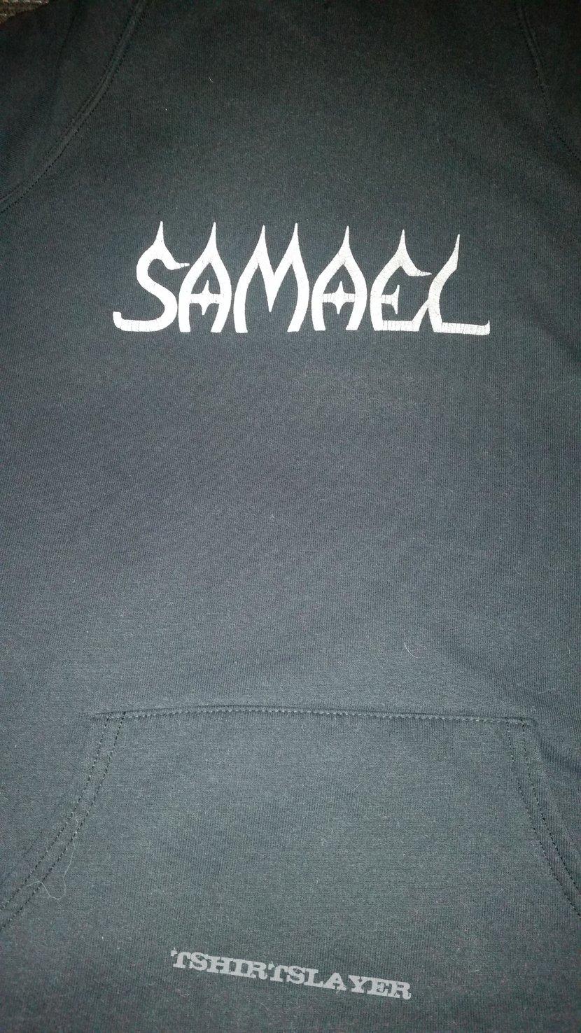 Samael - Static Journey Hoodie