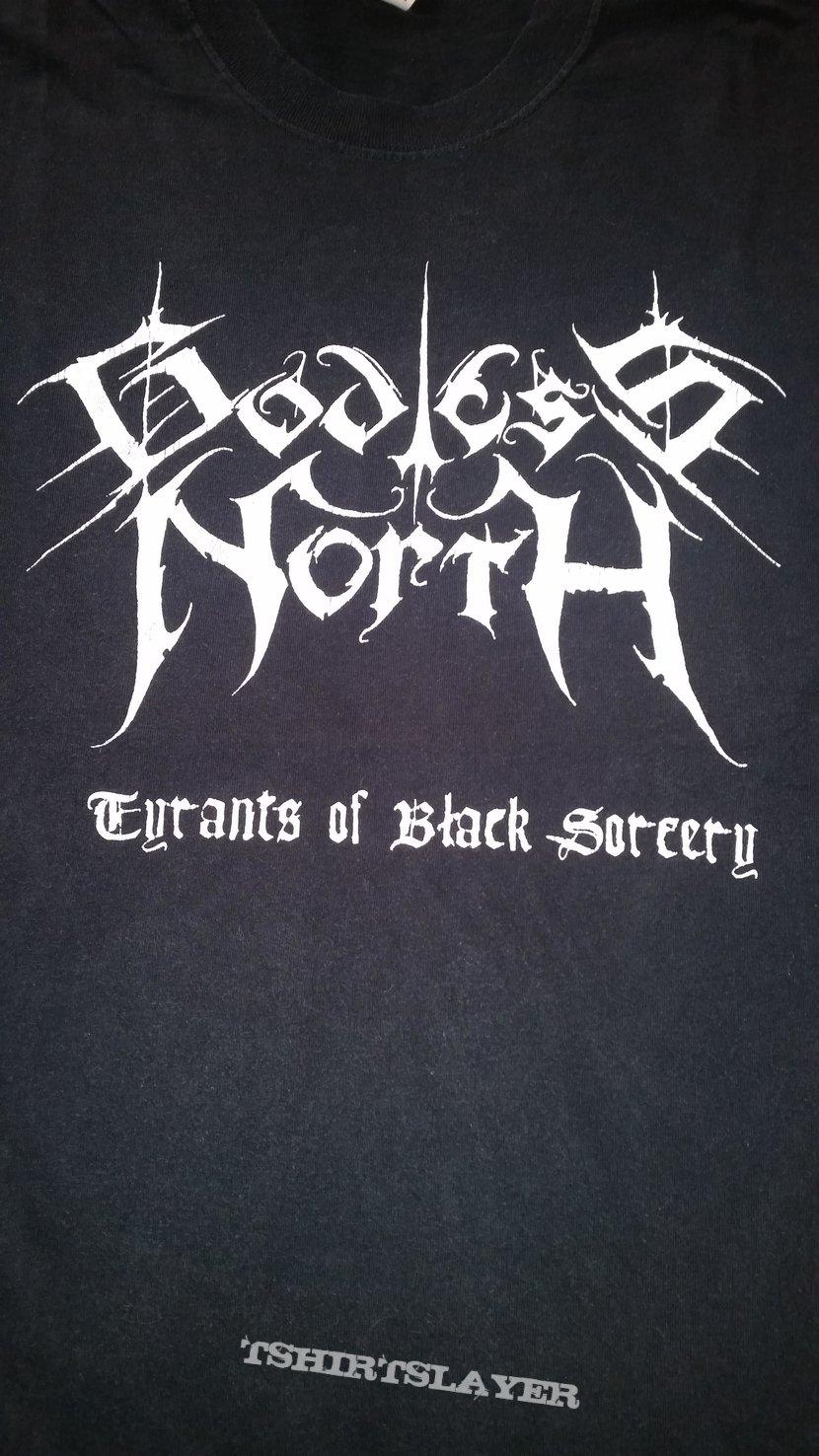 Godless North - Tyrants of black sorcery