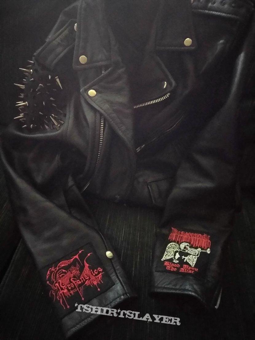 Unfinished Jacket