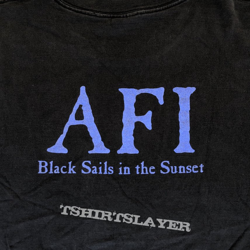 AFI- Black Sails In The Sunset Shirt