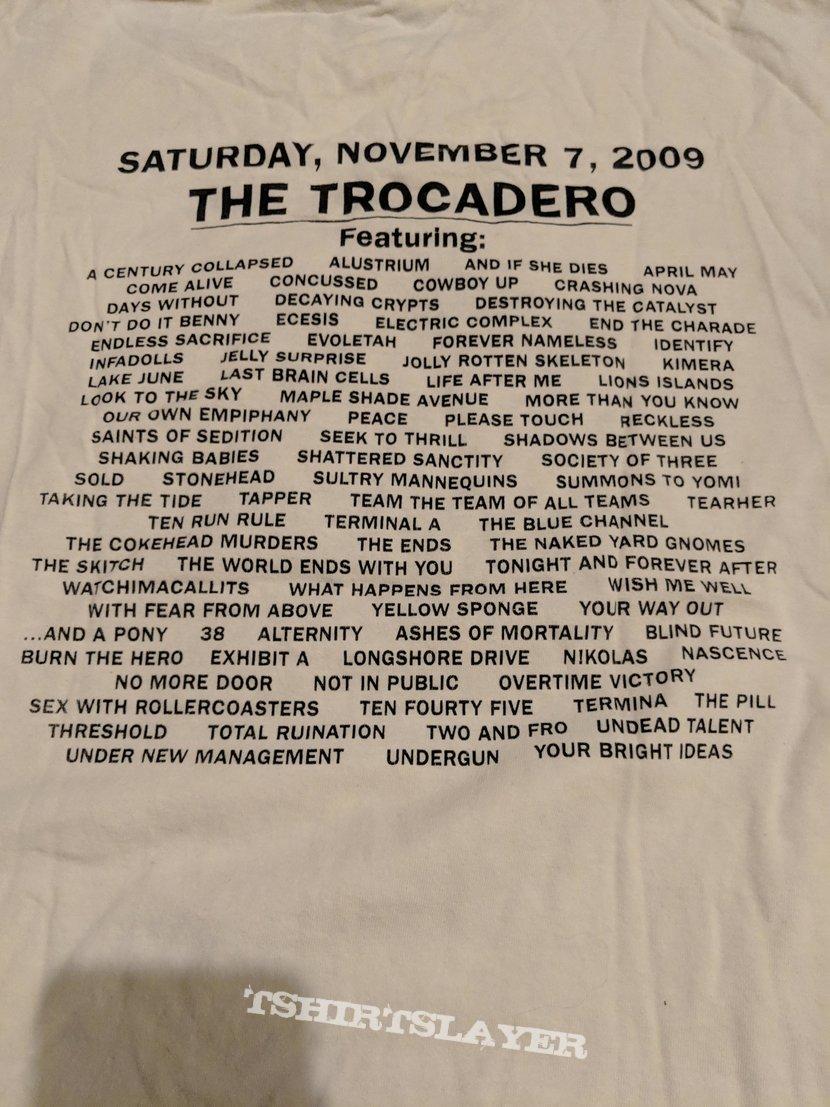 The Next Big Thing - Trocadero, Philadelphia Battle of the Bands 2009 (Alustrium)