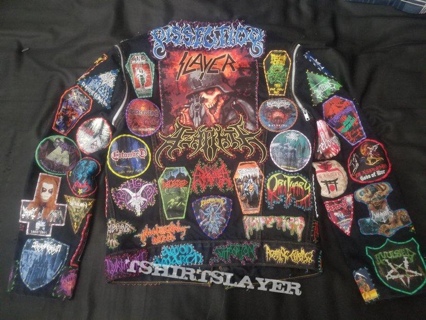 My main battle jacket, updated