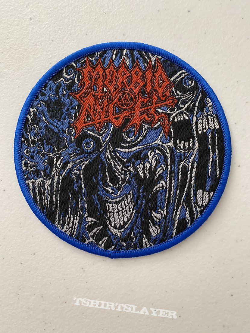 Morbid Angel — Altars of Madness woven patch