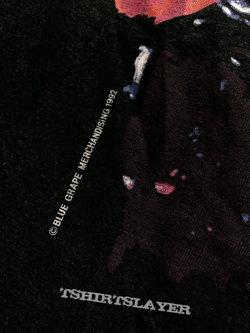 "Fear Factory ""Soul Of A New Machine"" Tour Shirt"