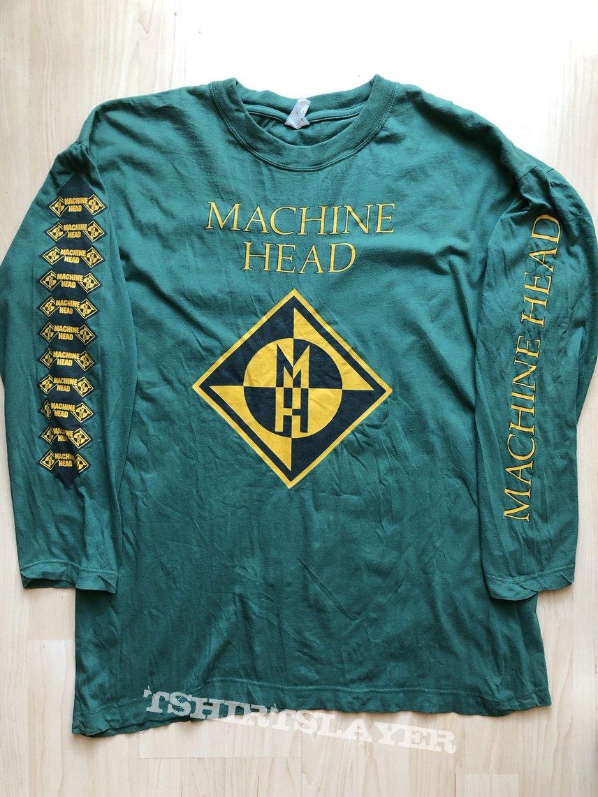 "Machine Head ""Crush Your World"" Tour Longsleeve"