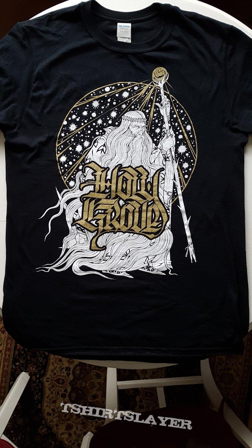 Holy Grove - 2019 tour shirt