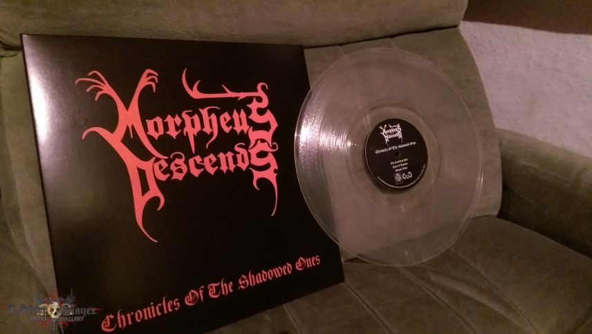 Morpheus Descends Lpgraphy
