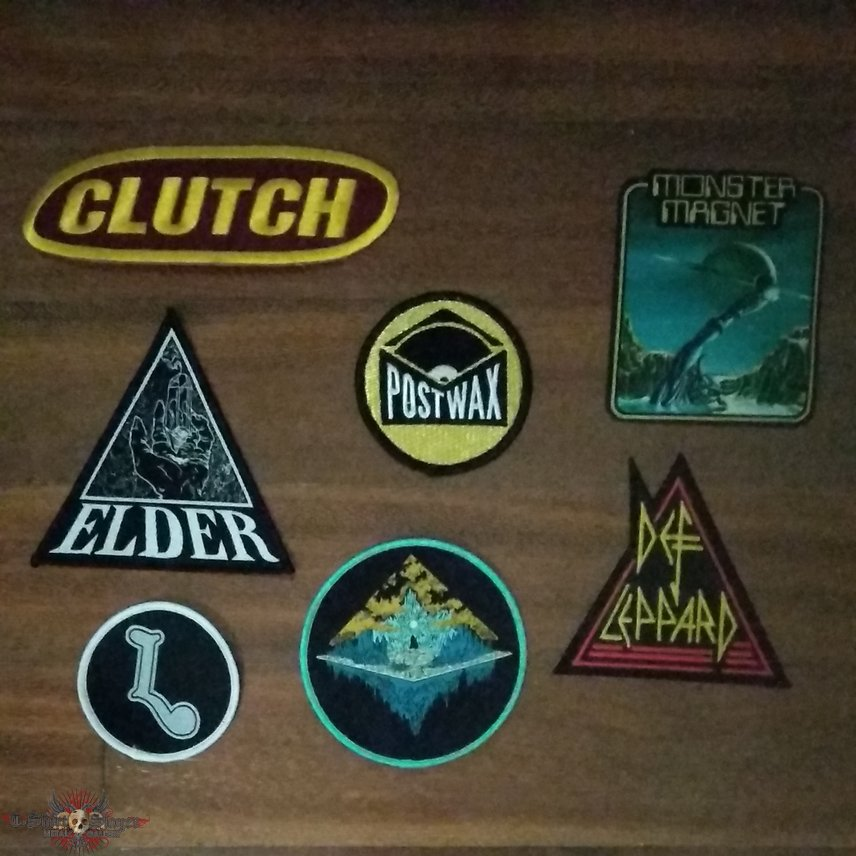 Backup patches