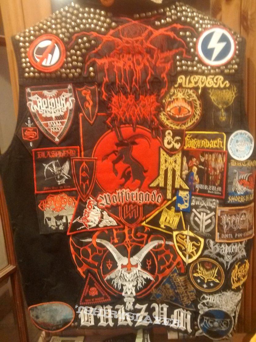 My Battle Vest (WIP)