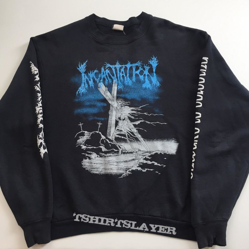 Incantation - Onward To Golgotha Sweater