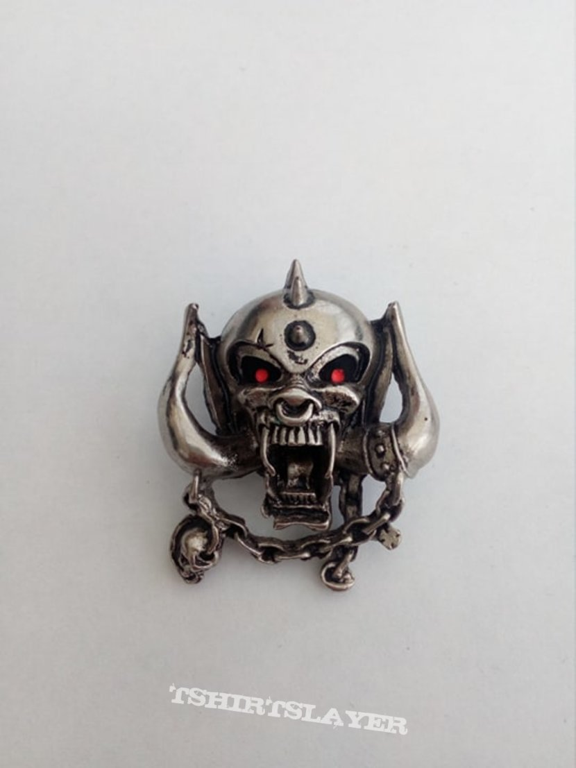 Snaggletooth pins