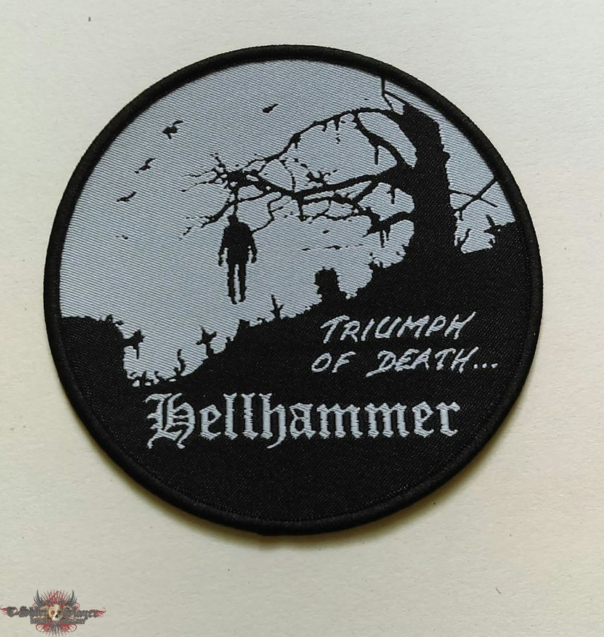 Hellhammer Triumph of Death... patch