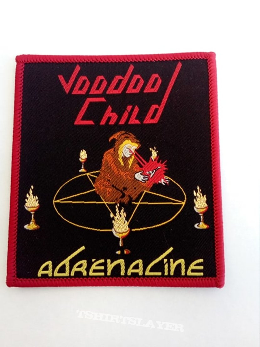 Voodoo Child Adrénaline patch