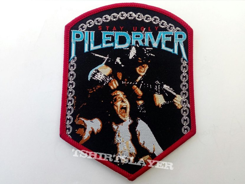 Piledriver Stay Ugly patch